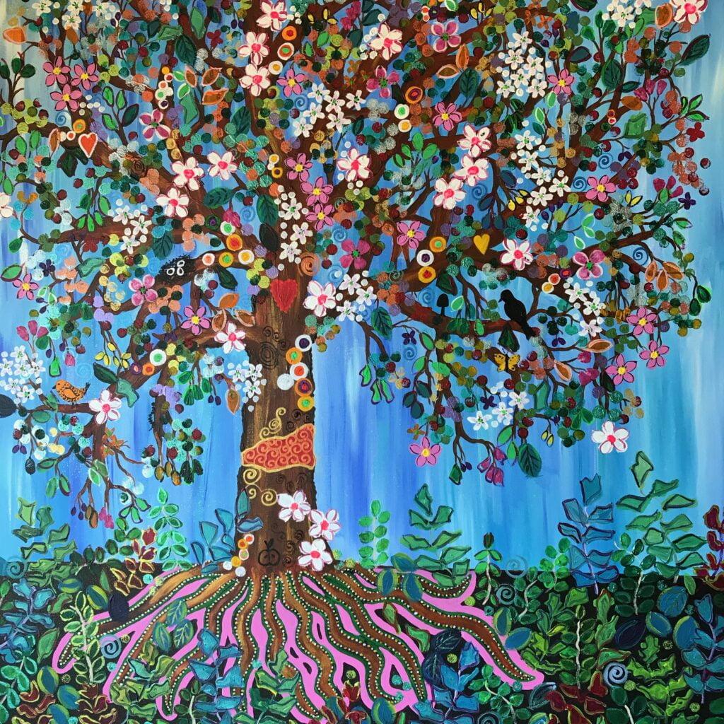 TREE OF LIFE | Original Painting