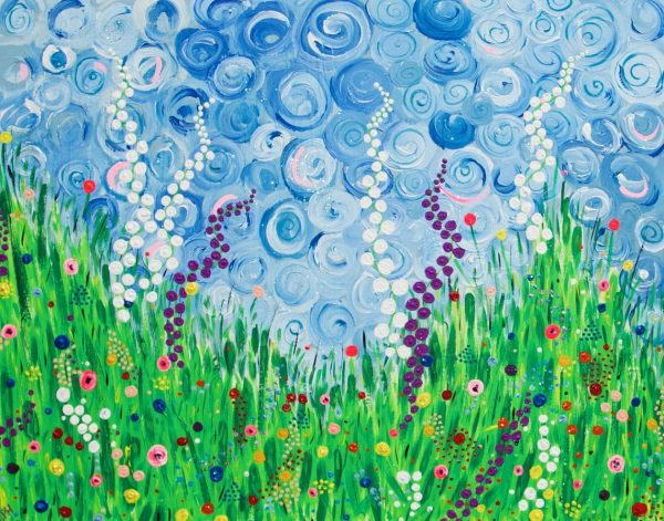 MEADOW SPRING | Limited Edition Print