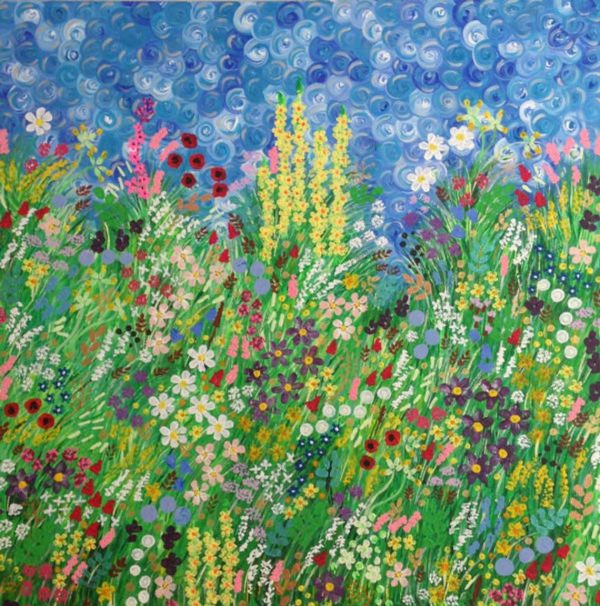 The Flowers of Barnack Hills and Holes | Limited Edition Print