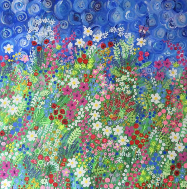The Flowers of Ferry Meadows | Limited Edition Giclee Print