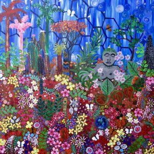 The Flowers of Eden | Original Painting